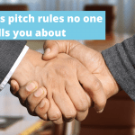 7 business pitch rules no one tells you about
